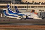 Hiro-hiroさんが、伊丹空港で撮影したANAウイングス DHC-8-402Q Dash 8の航空フォト(飛行機 写真・画像)