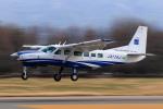 Assk5338さんが、松本空港で撮影したアジア航測 208A Caravan 675の航空フォト(飛行機 写真・画像)