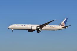 ポン太さんが、成田国際空港で撮影したユナイテッド航空 787-10の航空フォト(飛行機 写真・画像)