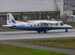 VICTER8929さんが、調布飛行場で撮影した新中央航空 Do 228-212 NGの航空フォト(飛行機 写真・画像)