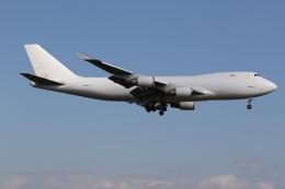 やまけんさんが、成田国際空港で撮影したアトラス航空 747-4KZF/SCDの航空フォト(飛行機 写真・画像)