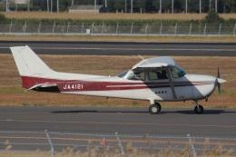 MOR1(新アカウント)さんが、鹿児島空港で撮影したエス・ジー・シー佐賀航空 172P Skyhawk IIの航空フォト(飛行機 写真・画像)
