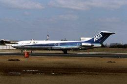 biscayneさんが、伊丹空港で撮影した全日空 727-281/Advの航空フォト(飛行機 写真・画像)