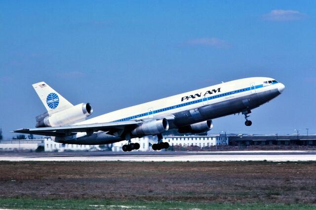 パール大山さんが、マイアミ国際空港で撮影したパンアメリカン航空 DC-10-30の航空フォト(飛行機 写真・画像)