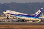 Hiro-hiroさんが、伊丹空港で撮影したANAウイングス 737-54Kの航空フォト(飛行機 写真・画像)