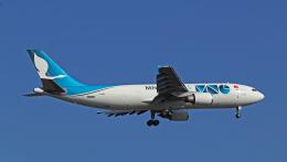 spottingvehicleさんが、イスタンブール空港で撮影したMNGエアラインズ A300C4-605Rの航空フォト(飛行機 写真・画像)