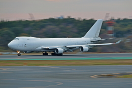 Souma2005さんが、成田国際空港で撮影したアトラス航空 747-4B5F/ER/SCDの航空フォト(飛行機 写真・画像)