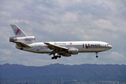 Gambardierさんが、関西国際空港で撮影したジャパンエアチャーター DC-10-40Iの航空フォト(飛行機 写真・画像)
