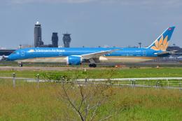 saoya_saodakeさんが、成田国際空港で撮影したベトナム航空 787-10の航空フォト(飛行機 写真・画像)