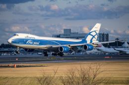 Foxfireさんが、成田国際空港で撮影したエアブリッジ・カーゴ・エアラインズ 747-83QFの航空フォト(飛行機 写真・画像)