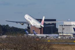 Foxfireさんが、成田国際空港で撮影したチャイナエアライン A330-302の航空フォト(飛行機 写真・画像)