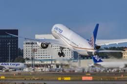 Foxfireさんが、成田国際空港で撮影したユナイテッド航空 787-8 Dreamlinerの航空フォト(飛行機 写真・画像)