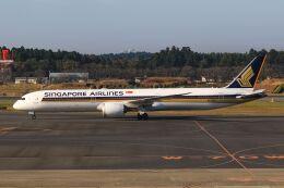 ryu330さんが、成田国際空港で撮影したシンガポール航空 787-10の航空フォト(飛行機 写真・画像)