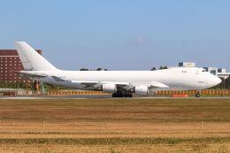 ryu330さんが、成田国際空港で撮影したアトラス航空 747-4KZF/SCDの航空フォト(飛行機 写真・画像)