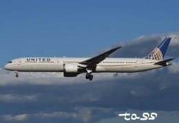 tassさんが、成田国際空港で撮影したユナイテッド航空 787-10の航空フォト(飛行機 写真・画像)