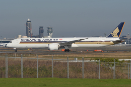 sepia2016さんが、成田国際空港で撮影したシンガポール航空 787-10の航空フォト(飛行機 写真・画像)