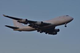 qooさんが、成田国際空港で撮影したアトラス航空 747-4KZF/SCDの航空フォト(飛行機 写真・画像)