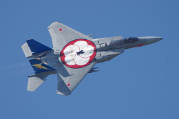 かずまっくすさんが、茨城空港で撮影した航空自衛隊 F-15J Eagleの航空フォト(飛行機 写真・画像)