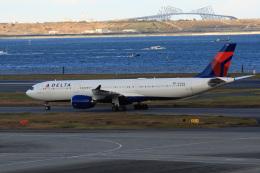 tsubameさんが、羽田空港で撮影したデルタ航空 A330-941の航空フォト(飛行機 写真・画像)