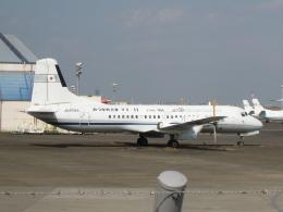 乙事さんが、羽田空港で撮影した国土交通省 航空局 YS-11A-212の航空フォト(飛行機 写真・画像)