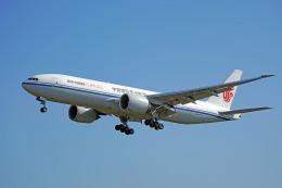 ちゃぽんさんが、成田国際空港で撮影した中国国際貨運航空 777-FFTの航空フォト(飛行機 写真・画像)