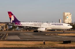 KANTO61さんが、横田基地で撮影したハワイアン航空 A330-243の航空フォト(飛行機 写真・画像)