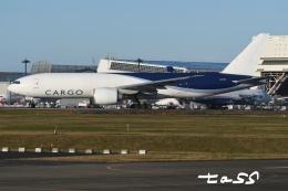 tassさんが、成田国際空港で撮影したアトラス航空 777-F16の航空フォト(飛行機 写真・画像)