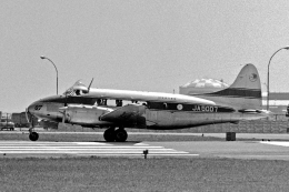 wetwingさんが、羽田空港で撮影した東亜航空 DH.104 Dove 1Bの航空フォト(飛行機 写真・画像)