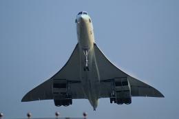 wetwingさんが、ジョン・F・ケネディ国際空港で撮影したエールフランス航空 Concorde 101の航空フォト(飛行機 写真・画像)