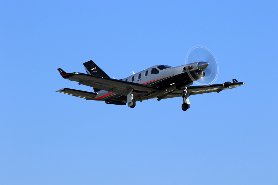 Nao0407さんの日本個人所有 Socata TBM-700/850/900 (JA55GW) 航空フォト