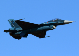 tuckerさんが、入間飛行場で撮影した航空自衛隊 F-2Aの航空フォト(飛行機 写真・画像)