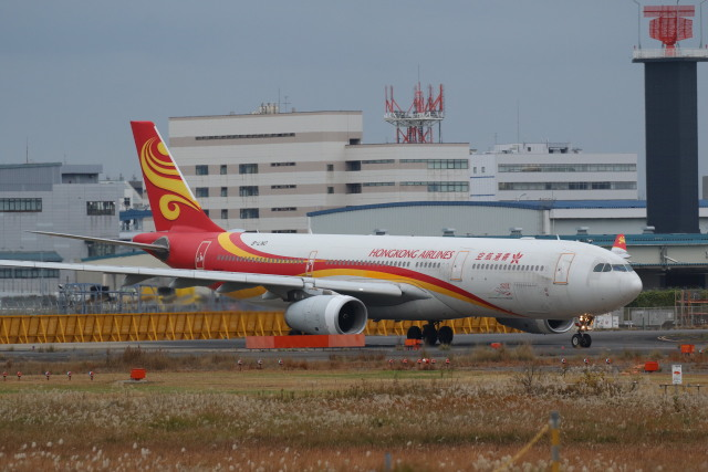 airdrugさんが、成田国際空港で撮影した香港航空 A330-343Xの航空フォト(飛行機 写真・画像)
