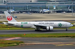amagoさんが、羽田空港で撮影した日本航空 777-246の航空フォト(飛行機 写真・画像)