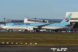 tassさんが、成田国際空港で撮影した大韓航空 787-9の航空フォト(飛行機 写真・画像)
