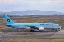 kikiさんが、関西国際空港で撮影した大韓航空 777-2B5/ERの航空フォト(飛行機 写真・画像)