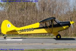 Chofu Spotter Ariaさんが、大利根飛行場で撮影した日本モーターグライダークラブ A-1 Huskyの航空フォト(飛行機 写真・画像)
