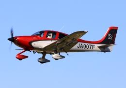 航空フォト:JA007F 日本法人所有 SR22
