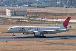 senyoさんが、羽田空港で撮影した日本航空 777-289の航空フォト(飛行機 写真・画像)