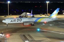 とらとらさんが、羽田空港で撮影したAIR DO 767-381/ERの航空フォト(飛行機 写真・画像)