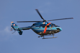 機体記号 : JA6809 (岩手県警察) 航空機体ガイド   FlyTeam(フライチーム)