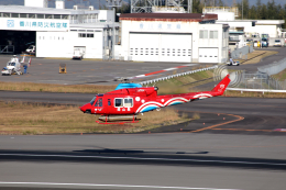 express999さんが、高松空港で撮影した岡山県消防防災航空隊 412EPの航空フォト(飛行機 写真・画像)