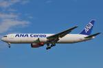 シグナス021さんが、成田国際空港で撮影した全日空 767-381F/ERの航空フォト(飛行機 写真・画像)