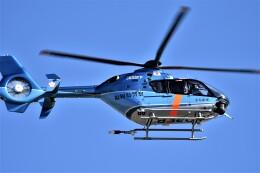 MSN/PFさんが、奈多ヘリポートで撮影した福岡県警察 EC135P2+の航空フォト(飛行機 写真・画像)