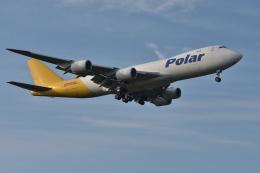 qooさんが、成田国際空港で撮影したポーラーエアカーゴ 747-87UF/SCDの航空フォト(飛行機 写真・画像)