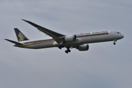 qooさんが、成田国際空港で撮影したシンガポール航空 787-10の航空フォト(飛行機 写真・画像)