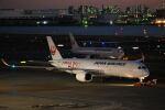シグナス021さんが、羽田空港で撮影した日本航空 A350-941の航空フォト(飛行機 写真・画像)