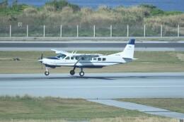 kumagorouさんが、那覇空港で撮影した共立航空撮影 208B Grand Caravanの航空フォト(飛行機 写真・画像)