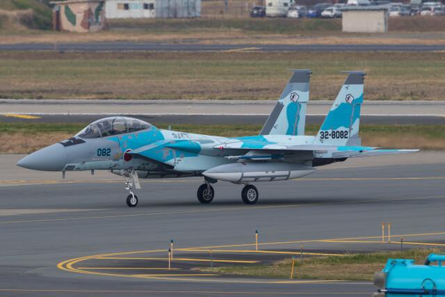 Koenig117さんが、三沢飛行場で撮影した航空自衛隊 F-15DJ Eagleの航空フォト(飛行機 写真・画像)