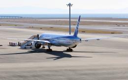 CL&CLさんが、中部国際空港で撮影した全日空 777-281/ERの航空フォト(飛行機 写真・画像)