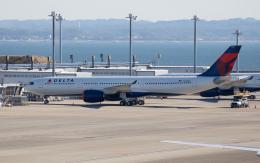 CL&CLさんが、中部国際空港で撮影したデルタ航空 A330-941の航空フォト(飛行機 写真・画像)